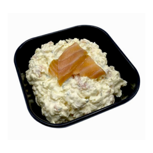 Ei-zalmsalade (per 100 gram)