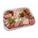 Luxe gemengde vleesschotel met huzarensalade