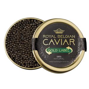 Kaviaar - Gold label (30 gram)