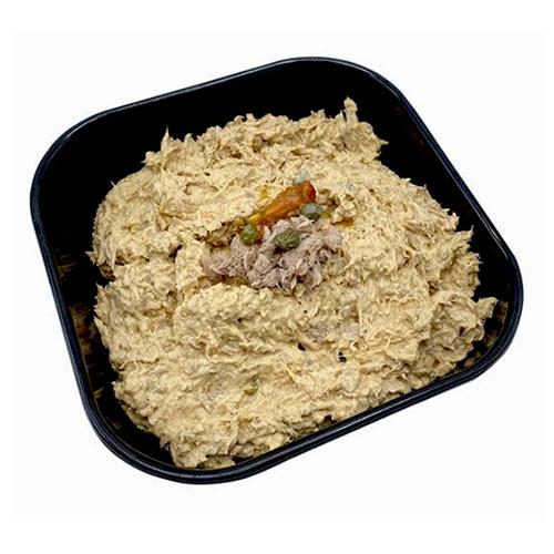 Pittige tonijnsalade (per 100 gram)