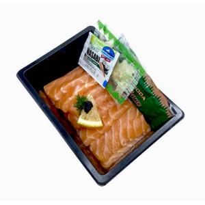 Sashimi van zalm (circa 130 gram)