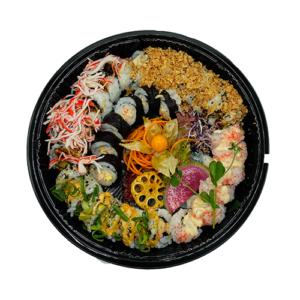 Sushi de luxe (30 stuks)