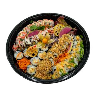 Sushi de luxe (40 stuks)