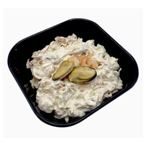 Zeevruchtensalade (per 100 gram)