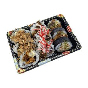 Sushi de luxe (9 stuks)
