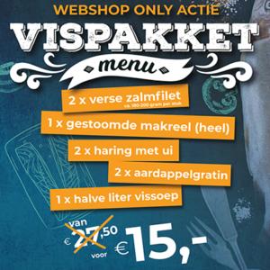 Webshop Only Actie